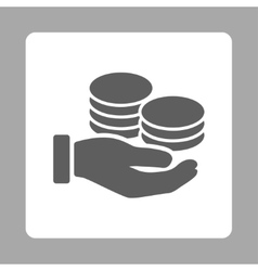 Salary Icon vector image