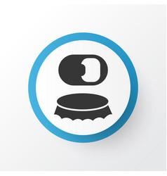 bottle opener icon symbol premium quality vector image