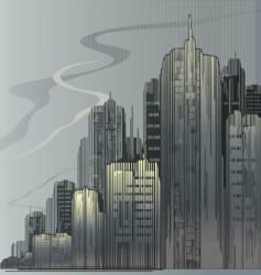 city urban vector image vector image