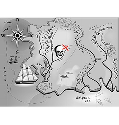 map4 vector image vector image