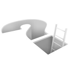 problem concept vector image