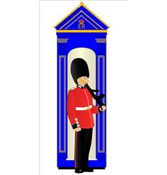 Guard duty vector