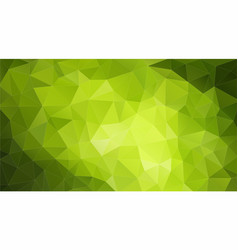 green colors mosaic pattern stock image vector image