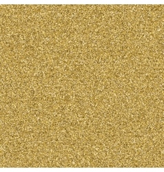 Gold glitter texture EPS 10 vector image vector image