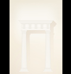 architectural background eps10 vector image