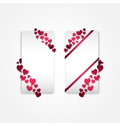 Valentines-cards vector