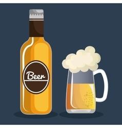 germany beer design vector image vector image
