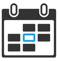 Calendar Day Icon vector