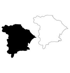 gurabo municipality commonwealth puerto rico vector image