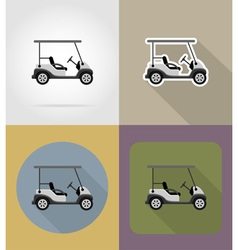 Transport flat icons 67 vector