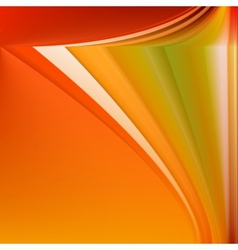 Colorful Autumn Abstract Background vector image