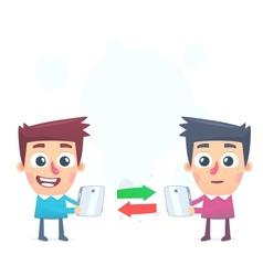 Data communication vector