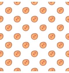 Fertilized egg pattern cartoon style vector image
