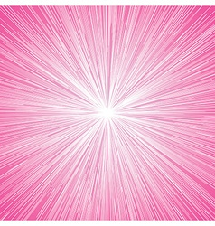 Sun Burst Blast Background Pink vector