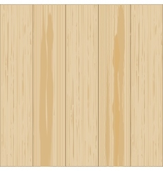 Wooden background Wood texture pine board vector image