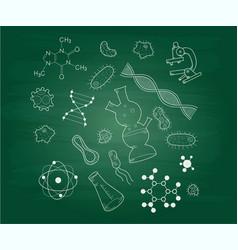 bio instruments vector image