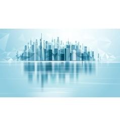 Urban Landscape City vector image vector image