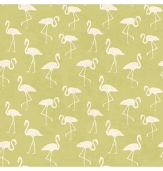 Tropical exotic seamless pattern vector image vector image