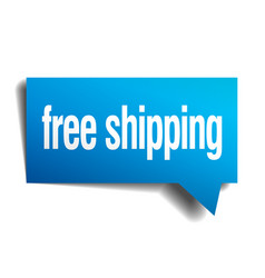Free shipping vector