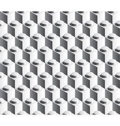 Construction block pattern vector image vector image