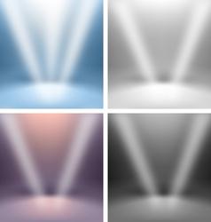 Studio Background vector image vector image