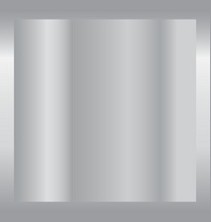 silver gradient background silver design texture vector image