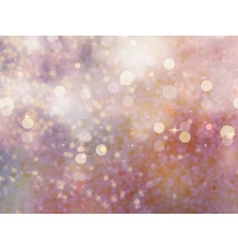 Defocused beidge lights glitter EPS 10 vector