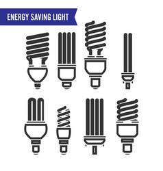 Energy saving light set of energy saving vector