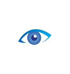 Eye watch logo vector