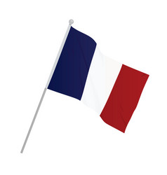 France national flag vector