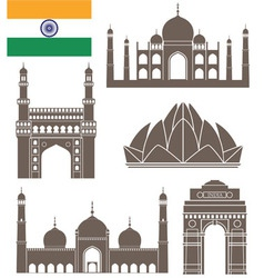 India vector
