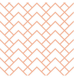 the geometric pattern with stripes seamless vector image