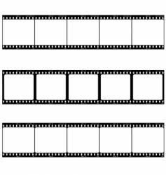 photo film strip vector image