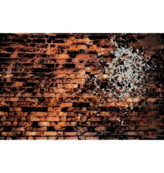 grungy urban background eps 8 vector image
