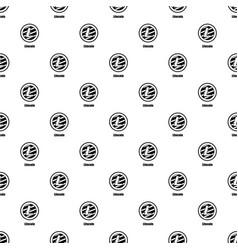 Litecoin icon simple style vector