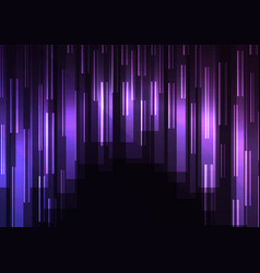 purple overlap pixel speed abstract background vector image