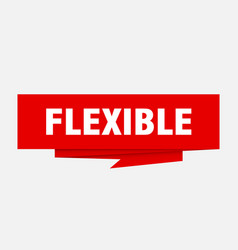 Flexible vector