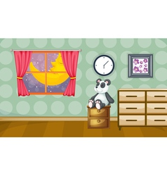 Childrens room vector image vector image
