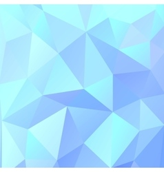 Abstract Geometrical Background from triangles vector image
