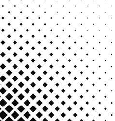 Monochrome square pattern vector