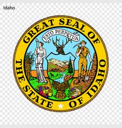 Emblem state vector