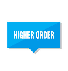 Higher order price tag vector