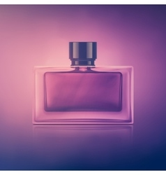 Perfume Boottle vector image