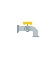 plumbing icon flat element of vector image