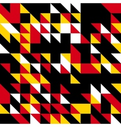 Diagonal Inferno Background vector
