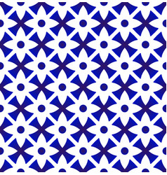 pottery thai pattern vector image