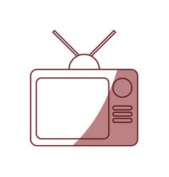 Tv entertainment symbol vector