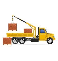 cargo truck concept 15 vector image
