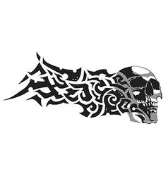 tattoo five vector image