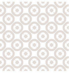 funky style geometric seamless pattern simple vector image